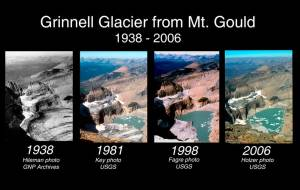 Grinnell Glacier 1938-2006